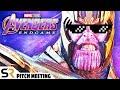 Avengers Endgame Pitch Meeting