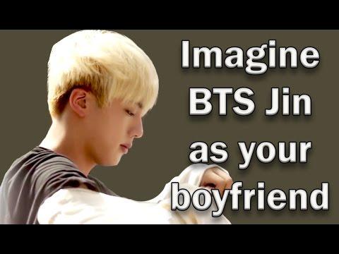 Imagine BTS Jin as your boyfriend - BREAK-UP Pt.1