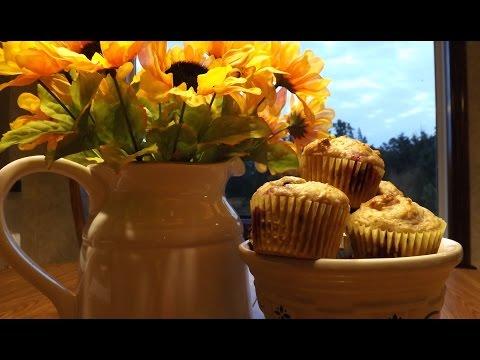 How I Make Blackberry Muffins