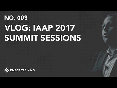 Vlog 003 | IAAP Summit 2017 New Orleans