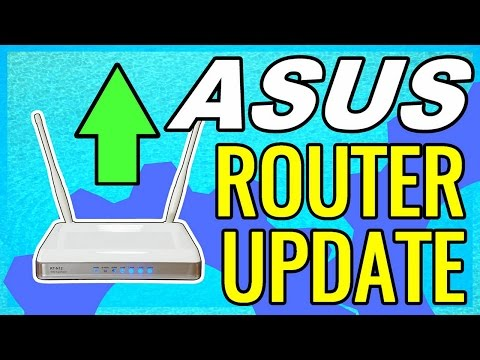 How to Update ASUS Router Firmware | WiFi