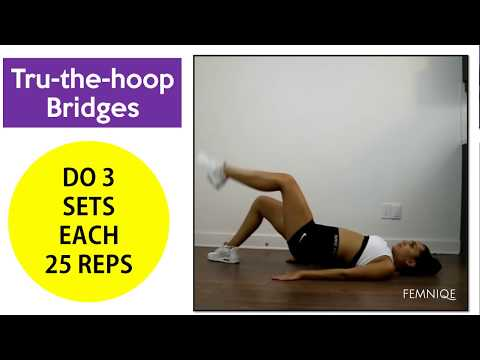 ❤️How To Get Bigger Hips and Buttocks Fast | 3 Exercises For Wider Hips and Bigger Booty!