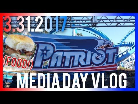 Patriot (CGA) Media Day Vlog 3.31.17 (long) (Steadi-Cam)