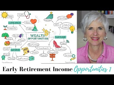 Early Retirement Income Opportunities Pt 1