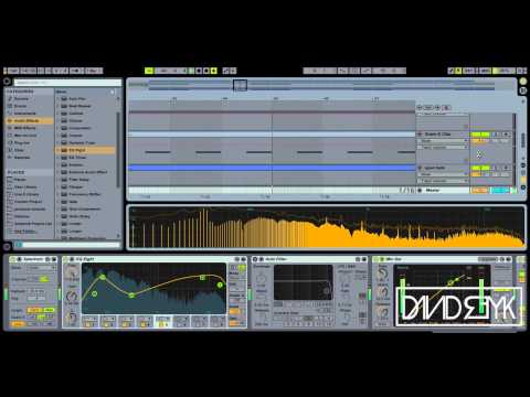 Lex Luger Future Trap Beat Made With Ableton Live 9