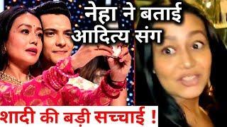 Neha Kakkar FINALLY Responds to Marriage Rumours With Aditya Narayan