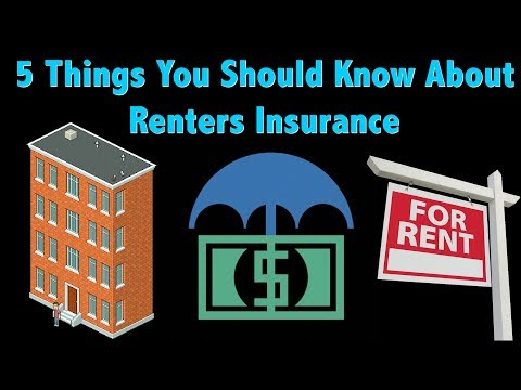 5 Things to Know About Renters Insurance
