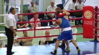 Алексей Токарчук (Украина) - Александр Христенко (Украина) 22 пара 21 турнир Трестина 2017
