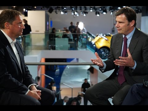 Ford Europe's SUV strategy with Jim Farley, CEO at Frankfurt IAA