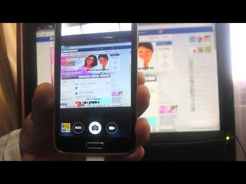 Clone S5 Galaxy GH-900H Android, 2Gb Ram, 4Gb ROM, 3G, GPS, Fm,Graba HD [PERÚ]
