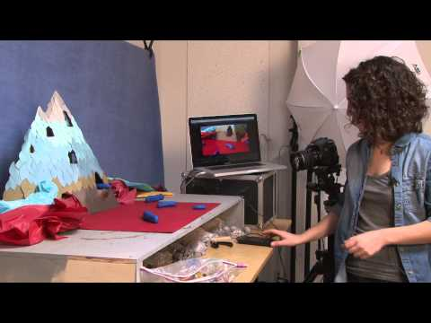 Make Stop Motion Animation with Kirsten Lepore | KQED Arts