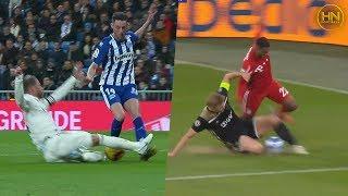 Ultimate Football Tackles & Defensive Skills 2019 #8