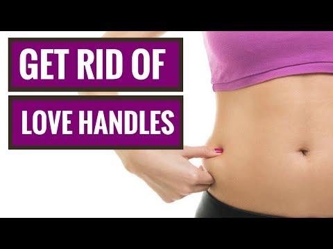 5 Simple Ways to Get Rid of Love Handles