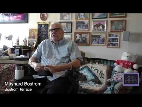 Maynard Bostrom: Finally Home!