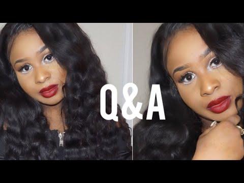 MY FIRST Q&A | LAUREN ANNETTE