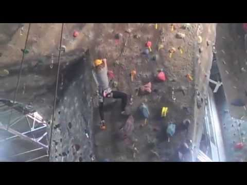 EHS Climbing - Big Lead Fall Day