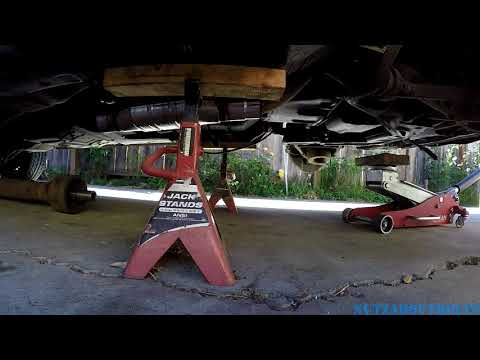 Tips on how to jack up Fox body Mustang 1979-1993