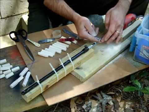 fishing float making how to