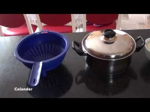 How to cook a perfect boiled rice