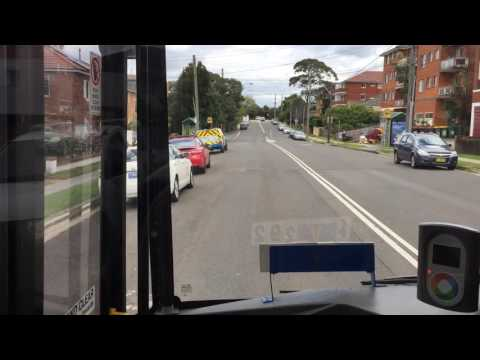 Sydney Buses: Route 136 to Chatswood - Part One