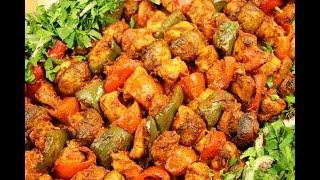 معشوقة الجماهير شيش طاووق في الفرن اطيب وجبة للغداء والعشاء مع رباح محمد ( الحلقة 582 )