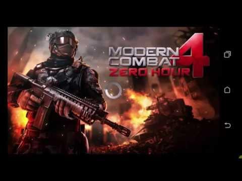 MODERN COMBAT 4 MISSION 1(PART 2)