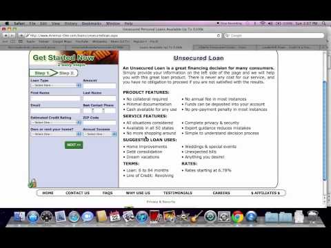 Fort Lauderdale Bad Credit Unsecured Personal Loans Online Options