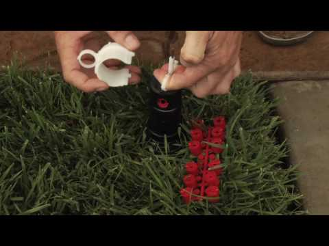Rotor Series:  Installing a Nozzle on a Rotor