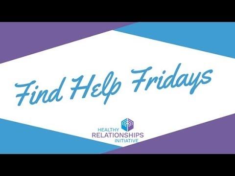 HRI - Find Help Fridays: Coalition on Infant Mortality
