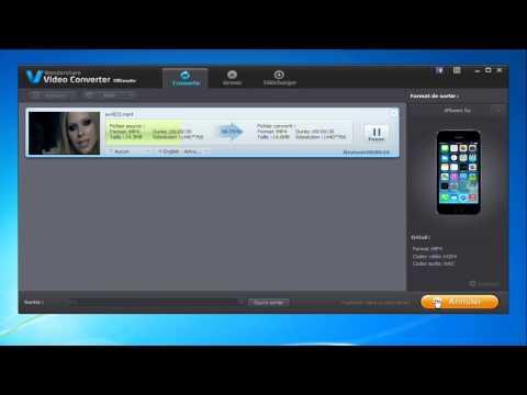 Comment résoudre le probléme de ne pas ajouter le fichier MP4 dans iTunes?