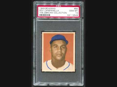 33 of the World's Most Valuable Baseball Cards