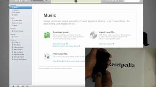 How To Factory Restore Hard Reset Or Password Wipe The Apple Ipod Tou