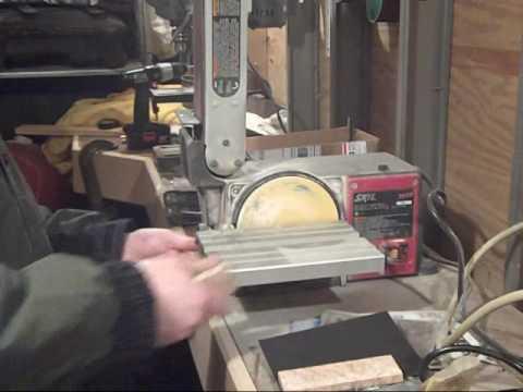 Neck knife build - Part 1