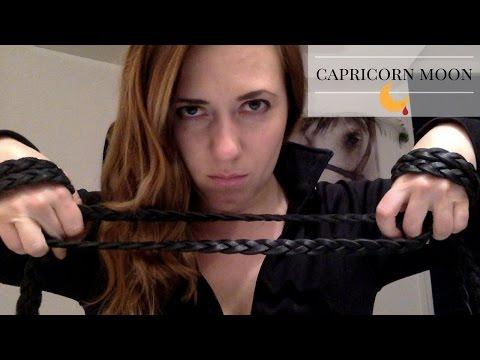 Capricorn Moon 🌙 - Detached Soloists Or Deep Seductors / Seductresses?