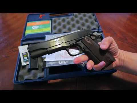 From the Safe:  Colt Series 70 (O1970A1CS)