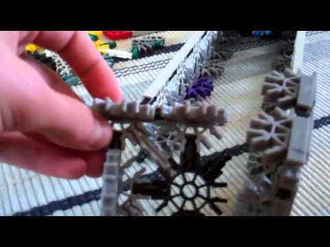 Knex Browning M1919 Instructions PT3
