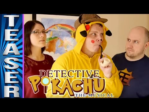 Detective Pikachu TEASER (Live Action)