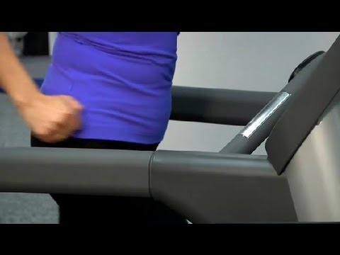 Low-Impact Walking on the Treadmill : Fitness & Exercise Tips