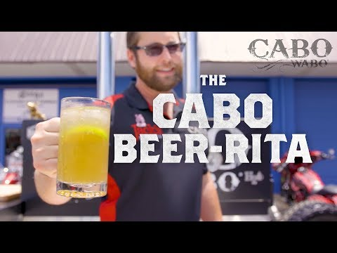 The Cabo Beer-Rita