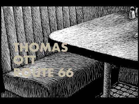 Louis Vuitton Travel Book Route 66 by Thomas Ott