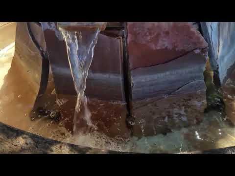Mini water fall (sedona AZ)