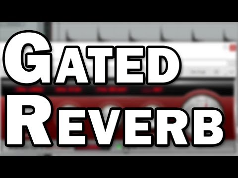 Gated Reverb Tutorial – Creating Fat Snare Sounds During Mixing