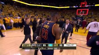 Download LeBron ball spike (Gm 2, 2015 Finals) Video