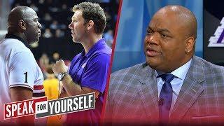 Jason Whitlock responds to reports of Magic Johnson confronting Walton   NBA   SPEAK FOR YOURSELF