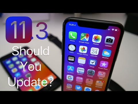 iOS 11.3 - Should You Update To It?