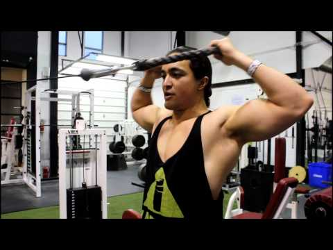My FAVOURITE SHOULDER PREHAB Exercise: The Face Pull