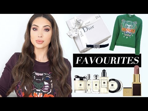 New High End & Luxe Products I'm Loving- KENZO, DIOR, TOM FORD, JO MALONE