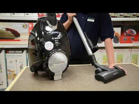 Bosch Power Silence Bagless Vacuum Cleaner
