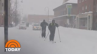 Download Severe Winter Weather Responsible For At Least 5 Deaths | TODAY Video