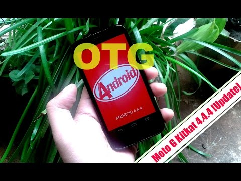USB OTG on Moto G 4.4.4 kitkat..How to connect USB drive to Moto g | Indian consumer